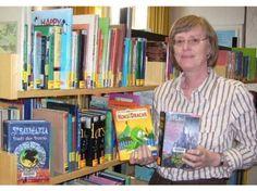 Besuch in der Stadtbücherei: Fantasy und Hörspiele liegen im Trend