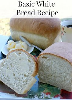 Basic white bread re