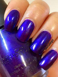 Sinful Colors Nail Polish, Nail Polish Art, Nail Polishes, Nail Colors, Joy Nails, Beauty Nails, Mani Pedi, Manicure, Style Nails