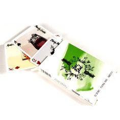Bar Deal - Spielkarten, Quartett