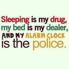 Sleep  #sleep #quote #quoteoftheday #pinnit #drug