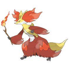 655 Delphox Mahoxy karakter isimleri resimleri Pokemon Go resimleri Pokemon