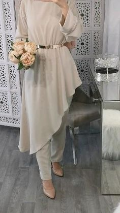 Long Dress Fashion, Modest Fashion Hijab, Modern Hijab Fashion, Indian Fashion Dresses, Hijab Fashion Inspiration, Abaya Fashion, Muslim Fashion, Mode Inspiration, Fashion Outfits