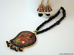 FREE SHIPPING - Handmade Necklace Sets by Store Utsav Fashion by storeutsavfashion on eBay.com!