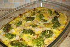 Fitness zapekaná brokolica so syrom - Receptik.sk