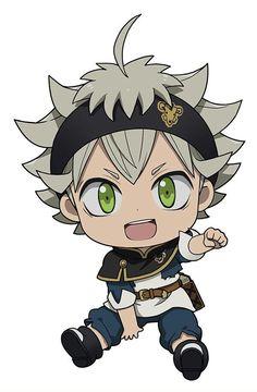 my baby Asta Dibujos Anime Chibi, Chibi Anime, Chibi Boy, Manga Anime, Anime Art, Anime Boys, Anime Sekai, Black Clover Manga, Anime Stickers
