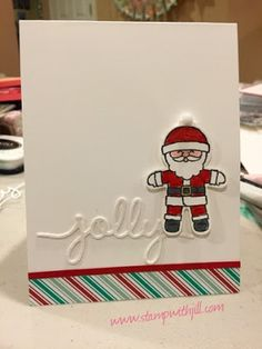 Holiday catalog sneak Peek- Cookie cutter | Jill's Card Creations | Bloglovin'