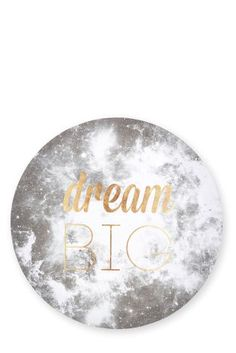 Buy Dream Big Circle Canvas from the Next UK online shop