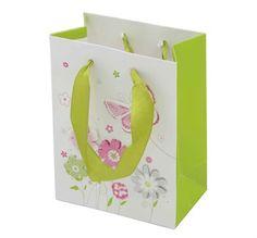 3 boyutlu figürlerle süslenmiş özel tasarım karton çantalar