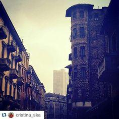 cristina_ska per #inTO  Il vecchio e il nuovo della nostra città a confronto
