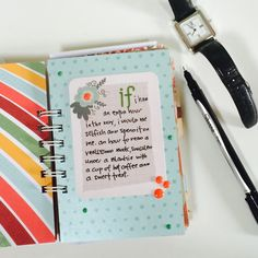 Journaling with I Love It All | pretty 30 Days of Lists pages...links to other pages at bottom of page