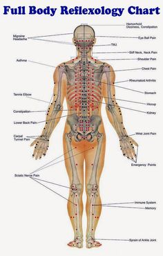 Full Body Reflexology
