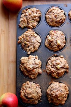Carrot and Apple Muffins By Jesss in the Kitchen