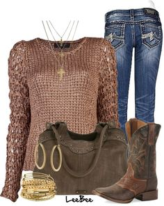 """""""Country Pretty"""" by leebee11 on Polyvore"""