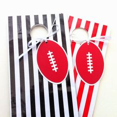 Blue Zone: Footy fever! AFL birthday party