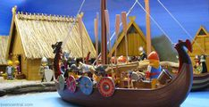 Playmobil Western Boxes and Leaflets