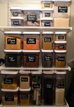 We buy in bulk and don't have nearly  enough storage containers.  This is much needed :-)