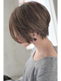 Pin on ショートヘア Pretty Hairstyles, Bob Hairstyles, Medium Hair Styles, Short Hair Styles, Hair Arrange, Great Hair, Hair Today, Hair Dos, Hair Designs