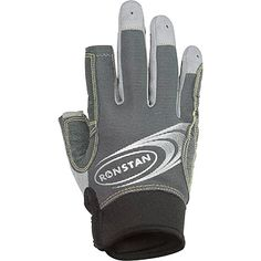 Ronstan Sailing Gear - Sticky Race Glove 3 Finger