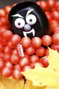 Trick or Treat? Happy Halloween! -Unto