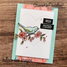 YouTube Bird ballad - Hello Friend -