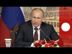 Putin, contra la homosexualidad