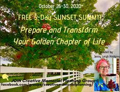 Funeral Planning, Spiritual Wellness, Caregiver, Peace Of Mind, Self Care, October, Journey, Earth, Memories