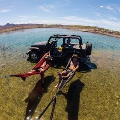 Jeep and enos