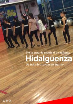 Academia y Studio de danza Hidalguenza Pachuca Hgo México