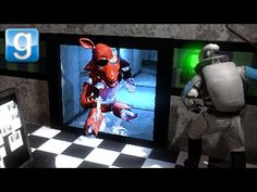 Garry's Mod IF FOXY WAS NICE! (Gmod Role-Play Five Nights At Freddy's mod) - YouTube