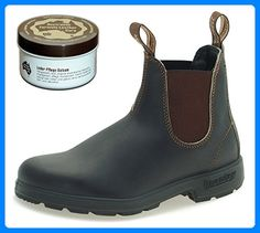 Blundstone Urban Work Boots. 585. Elastic Sided Non Safety