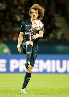 David Luiz • PSG