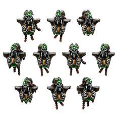 Necrocyborg Female Warrior Conversion Set Wargame Exclusive [for Necrons] Warhammer 40k Necrons, Warhammer Models, Warhammer 40k Miniatures, Warhammer Fantasy, Necron Army, Sci Fi Models, Conversation, Craft Supplies, Clock