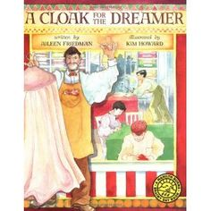 A Cloak For The Dreamer (Brainy Day Books) by Aileen Friedman is a great book to use for introductory geometry lessons Teaching Geometry, Teaching Math, Geometry Lessons, Maths, Teaching Ideas, Shapes For Kids, Math For Kids, Math Books, Math Workshop