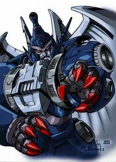 Transformers - Scurge