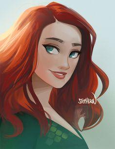 Ethereal Learn To Draw Comics Ideas. Fantastic Learn To Draw Comics Ideas. Aquaman, Mera Dc Comics, Arte Dc Comics, Character Drawing, Comic Character, Fanart, Marvel Art, Marvel Comics, Film Serie