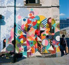 artful graffiti