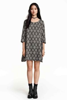 Vestido estampado | H&M