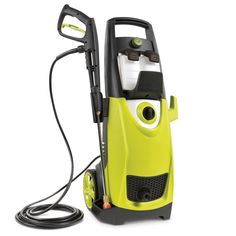The Best Electric Power Washer - Hammacher Schlemmer - Would be great to clean the outside of the house and the dock.  Especially sine the old one takes the guys like 15 minutes to get working if we're lucky.