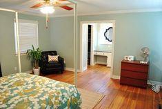 Valspar's Carolina Inn Club Aqua...for laundry room, master bedroom, and maybe front door...