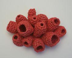 Porifera.  Helle Jorgensen`s crochet coral.