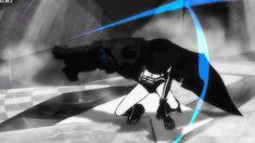 black rock shooter gif - Buscar con Google