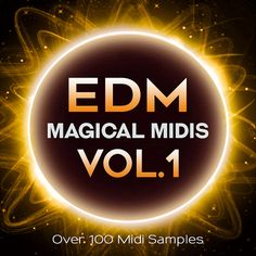 New series, just release in time festivals and summer music events - Fresh EDM vibes at you disposal !