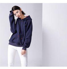 sweater 2017 fashion clothing autumn collection new trend outfit Fashion 2017, Fashion Outfits, Hoodies, Sweatshirts, New Trends, Kangaroo, Rain Jacket, Windbreaker, Raincoat