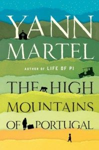 The High Mountains of Portugal by Yann Martel Review