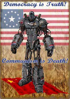 Fallout | Liberty Prime