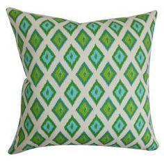 carnival pillow