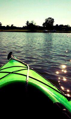 Kayaking on the Wye River, Queenstown, MD. #Summer #BucketList #Kayaking #Maryland