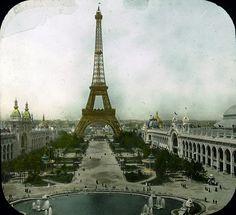 Paris, in 1900