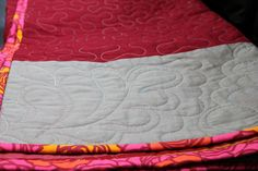 Variegated thread in quilting
